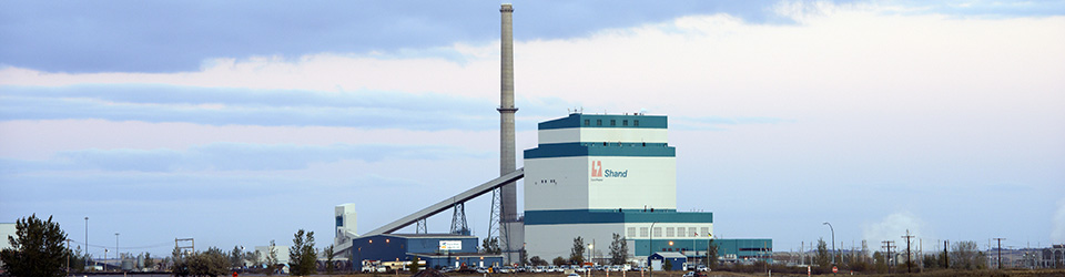 Shand Power Station