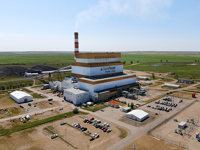Poplar River Power Station